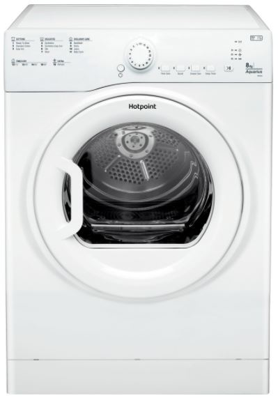 Image of Hotpoint TVFS83CGP9UK Tumble Dryer