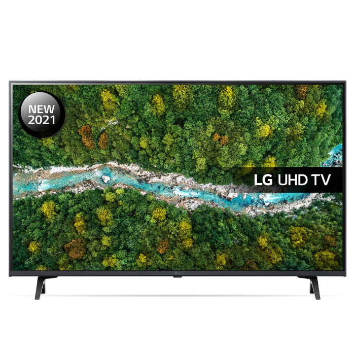 LG 43UP77006LB 43' Smart 4K Ultra HD TV