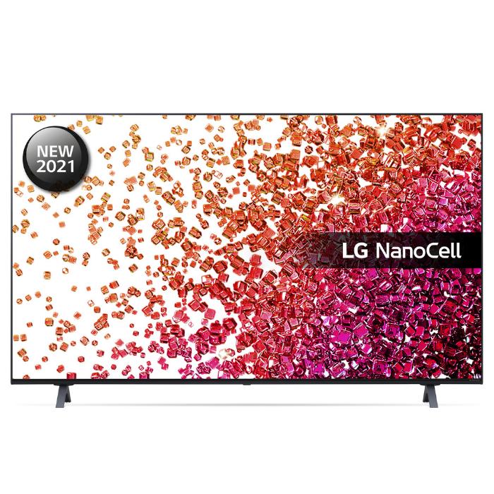 Image of 50NANO756PA (2021) 50 inch NanoCell IPS HDR 4K TV