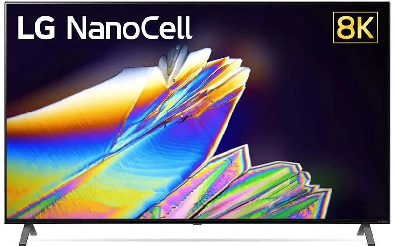 Image of 55NANO956NA (2020) 55 inch NanoCell IPS HDR Full Array 8K TV