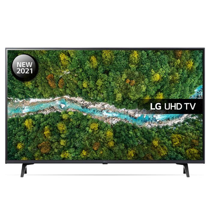 LG 75UP77006LB 75' 4K Ultra HD Smart TV