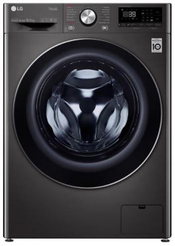 Image of LG F6V1010BTSE 10.5Kg Washing Machine, With AI DD