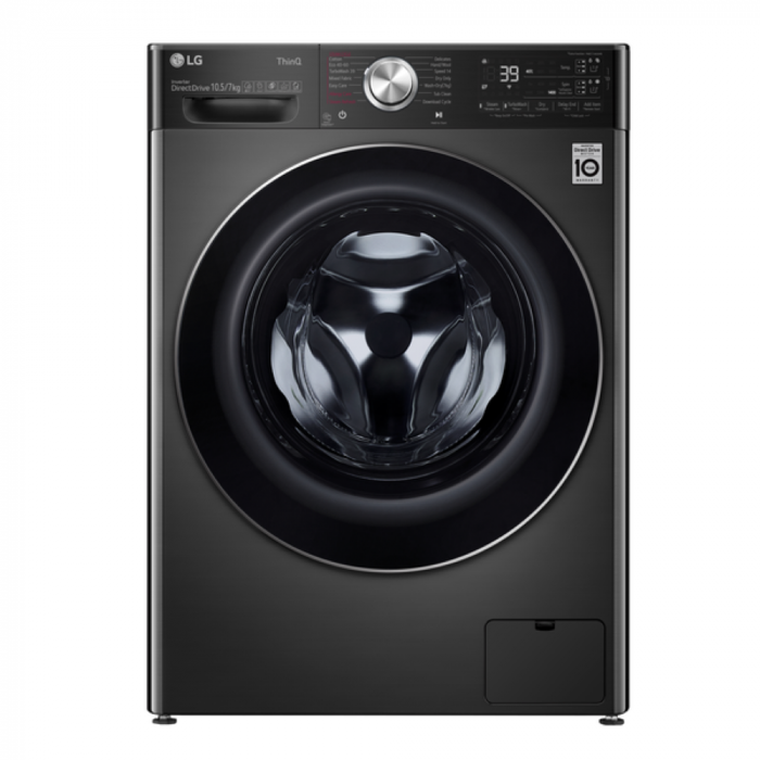 Image of LG FWV1117BTSA Freestanding Washer Dryer 10.5kg / 7kg
