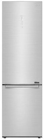 Image of LG GBB92STAXP Smart 70/30 Fridge Freezer - Steel