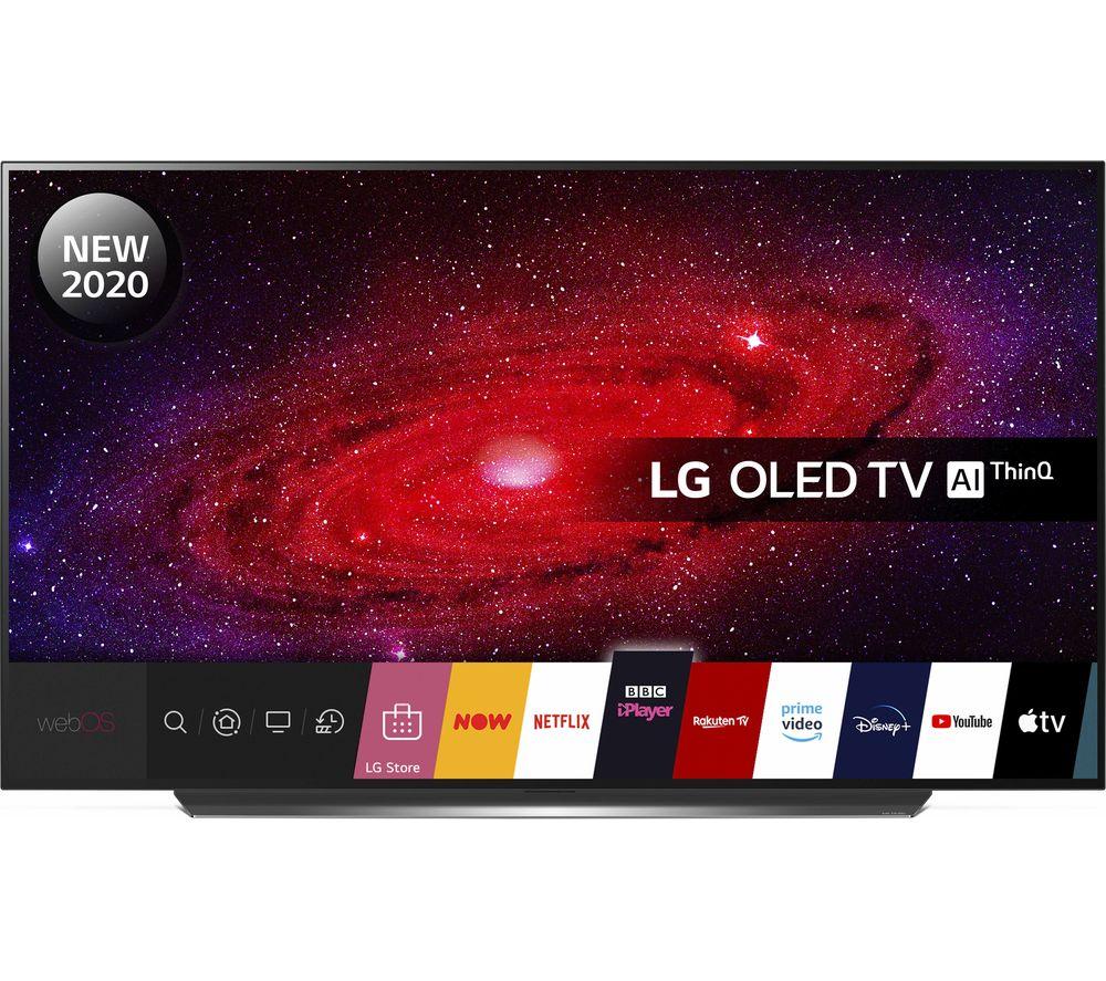 Image of LG OLED77CX6LA