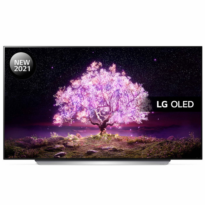 Image of LG OLED83C14LA 83 inch Smart 4K OLED TV with Google Assistant and Amazon Alexa 2021