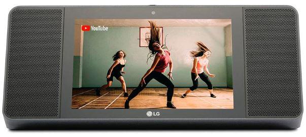 Image of LG WK9 XBOOM Smart Display Speaker - Black
