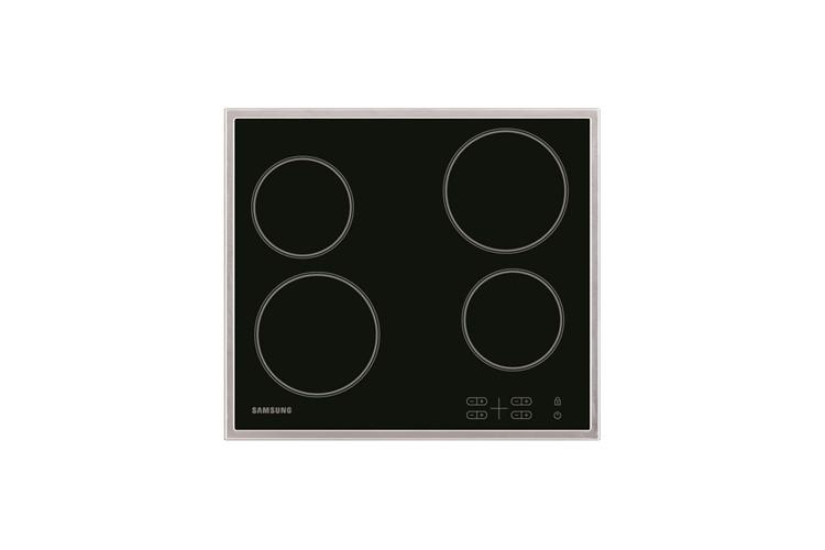Samsung C61R1AAMST 60Cm Ceramic Hob