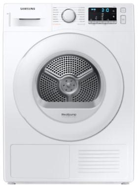 Image of Samsung DV80TA020TE 8Kg Heat Pump Condenser Dryer
