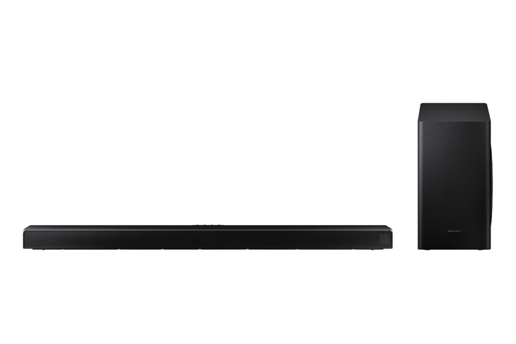 Image of HW-Q60TXU 360W 5.1Ch Wireless Flat Soundbar with Wireless Subwoofer