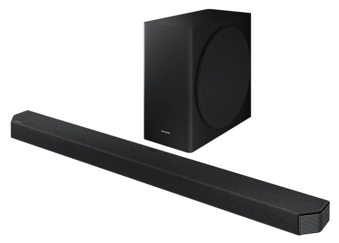 Image of HW-Q900TXU 406W 7.1.2 Bluetooth Dolby ATMOS Soundbar with Wireless Subwoofer