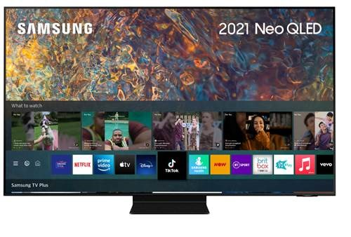Image of QE50QN90AATXXU (2021) 50 inch Neo QLED 4K HDR 1500 Mini LED TV