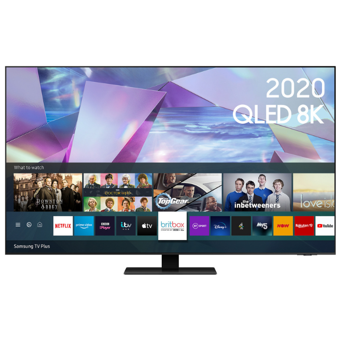 Image of QE65Q700T (2020) 65 inch QLED 8K HDR Full Array LED TV with Tizen OS
