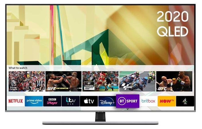 Samsung QE65Q75T 65' QLED 4K HDR Smart TV