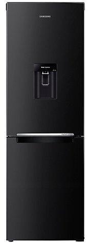 Image of Samsung RB29FWRNDBC 1.78M Fridge Freezer, A+Rated, Water Dispenser, Gloss Black