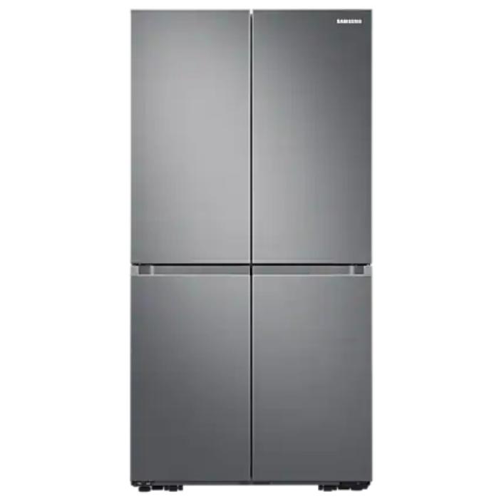 Image of Samsung RF65A967FS9/EU American Fridge Freezer - Refined Inox