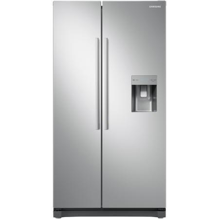 Samsung RS52N3313SA American Fridge Freezer - Metal Graphite