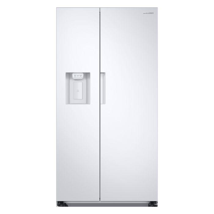 Image of Samsung RS67A8810WW American Fridge Freezer - White