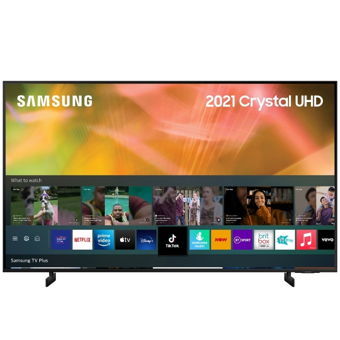 Samsung UE43AU8000 43
