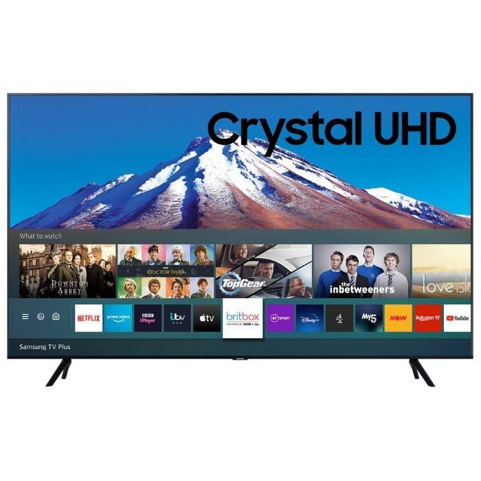 Image of Samsung UE50TU7020 50' Smart 4K Ultra HD TV