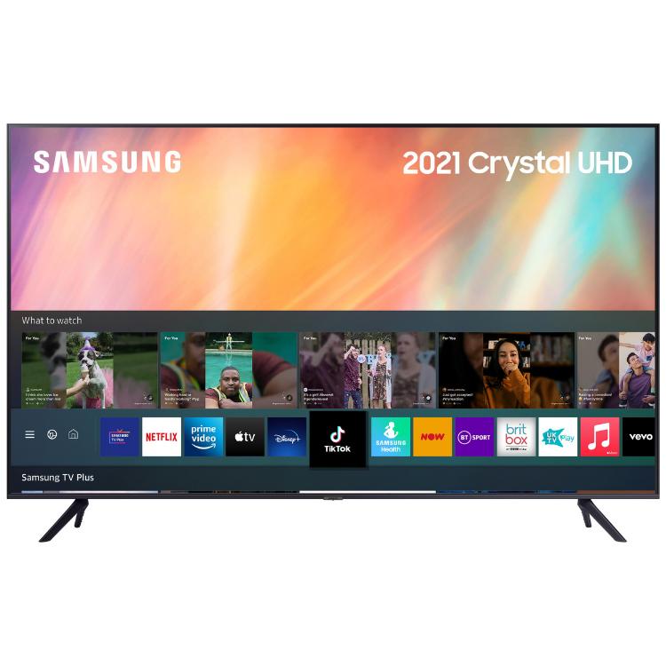 Samsung UE75AU7100 75`` 4K Ultra HD TV