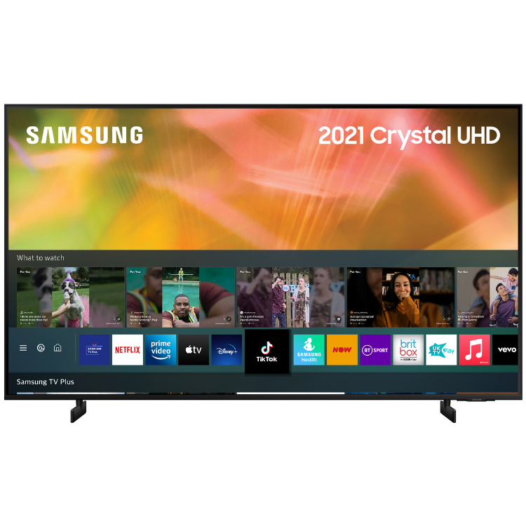 Samsung UE75AU8000 75' 4K Ultra HD TV