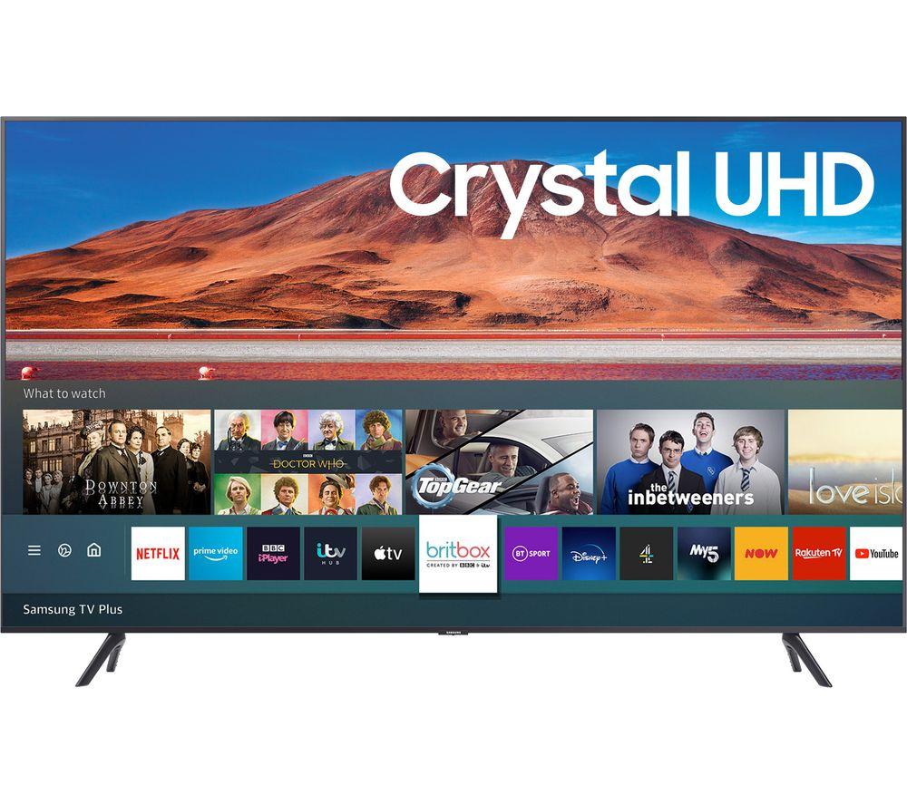 Samsung UE75TU7100KXXU 75' Crystal UHD 4K HDR Smart TV