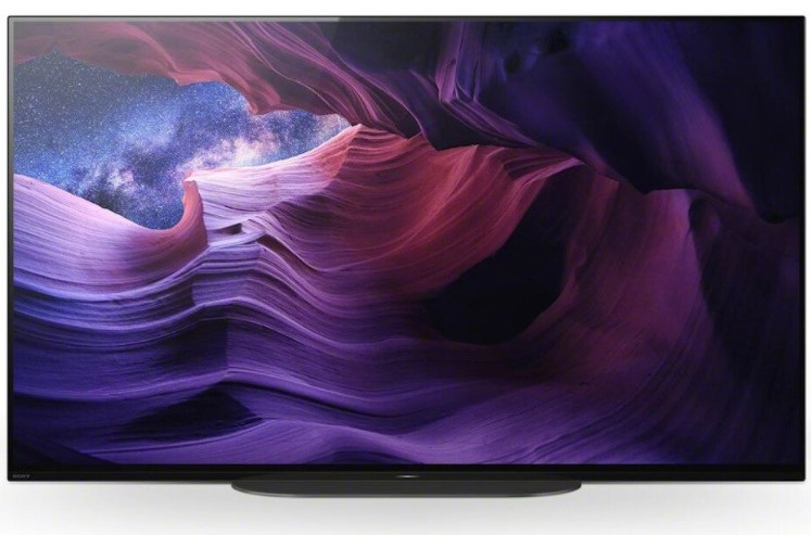 Image of BRAVIA KD48A9BU (2020) 48 inch OLED 4K HDR TV with Android TV