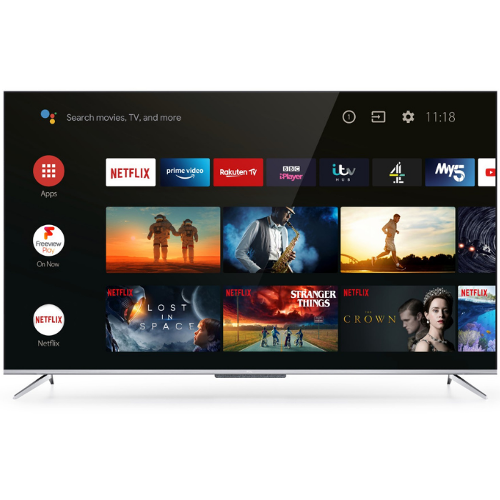 TCL 65P715K 65' Smart 4K Ultra HD Android TV