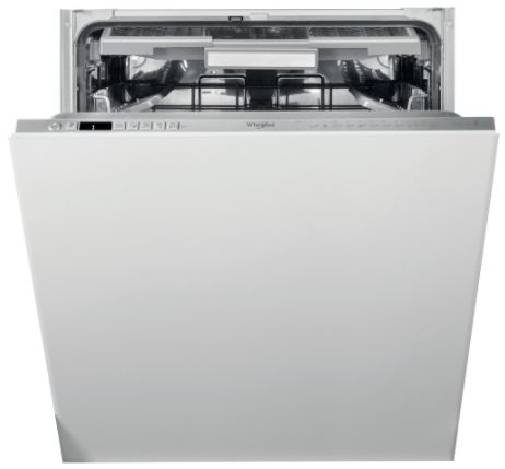 Image of Whirlpool WIO3O33PLES Built In Full Size Dishwasher, 14 Place, A+++ Rated